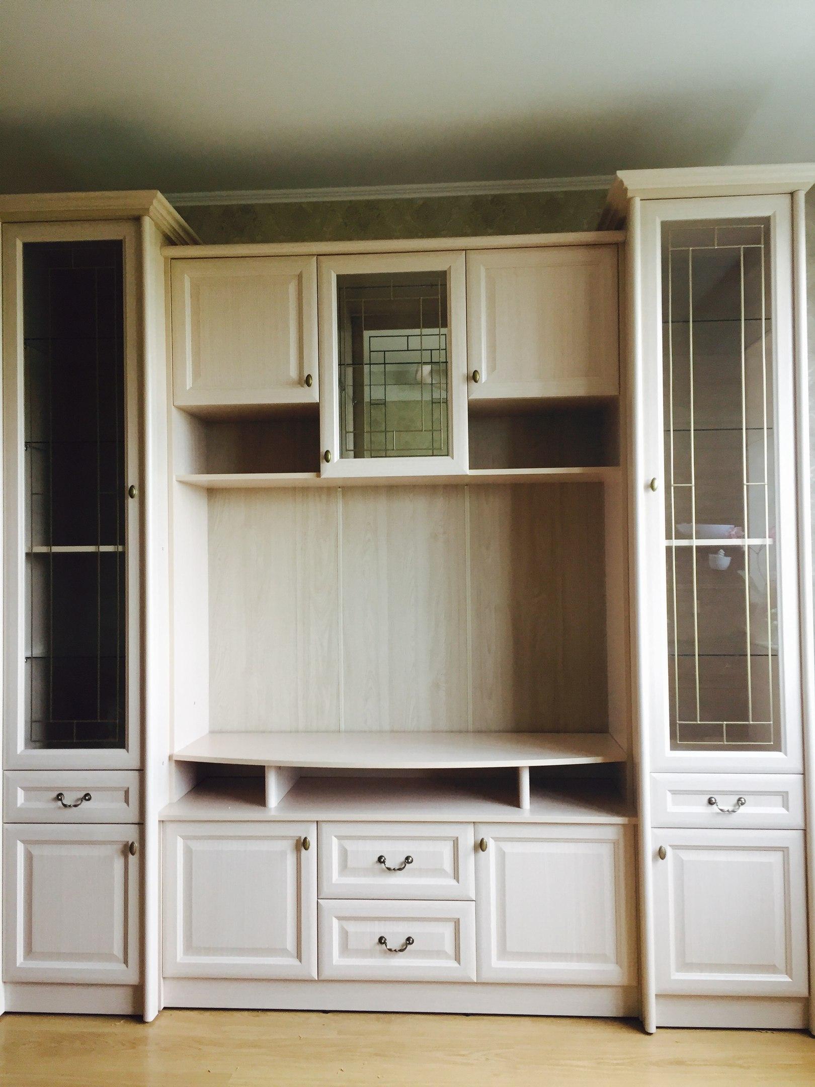 Гостиные-Шкаф в гостиную «Модель 12»-фото1