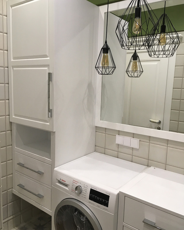 Мебель для ванной комнаты-Мебель для ванной «Модель 2»-фото2