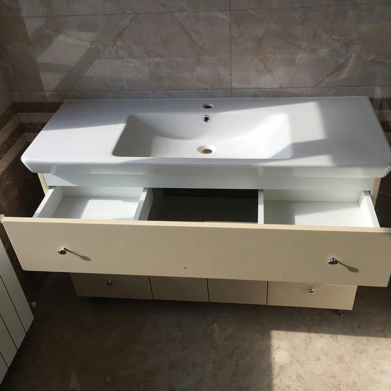 Мебель для ванной комнаты-Мебель для ванны «Модель 52»-фото3