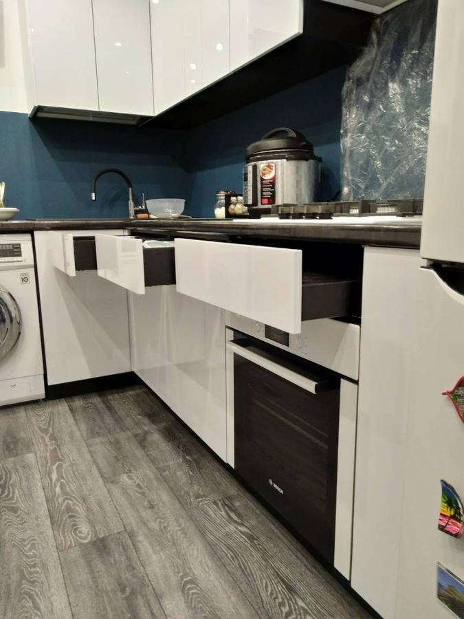 Белый кухонный гарнитур-Кухня «Модель 476»-фото6