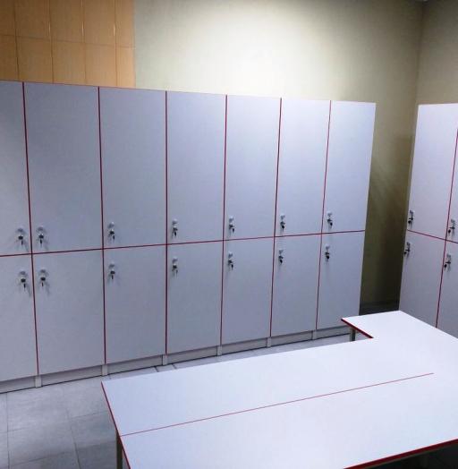 -Шкафчики для раздевалки «Модель 156»-фото1