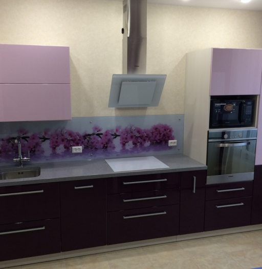-Кухня из пластика «Модель 110»-фото7