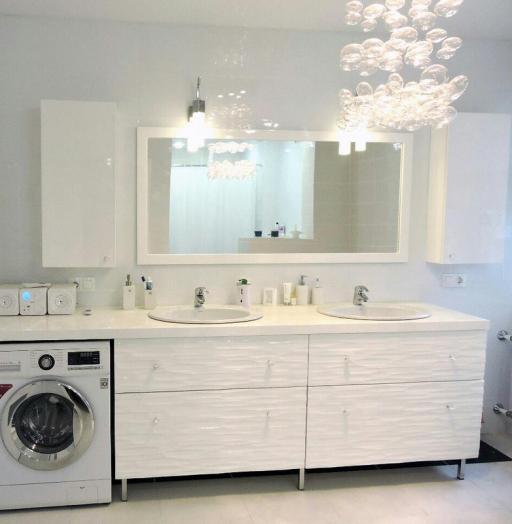 Мебель для ванной комнаты-Мебель для ванной «Модель 27»-фото3