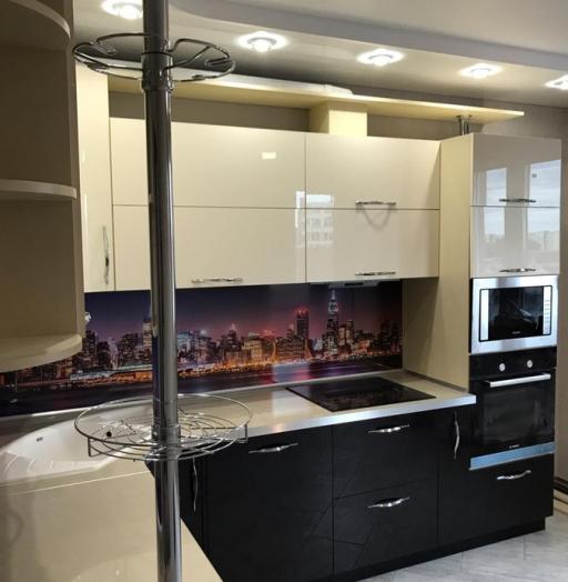 -Кухня из пластика «Модель 398»-фото12