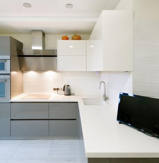 -Кухня из акрила «Модель 411»-фото4