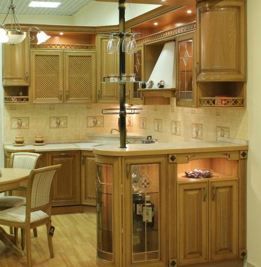 -Кухня из массива «Модель 127»-фото16