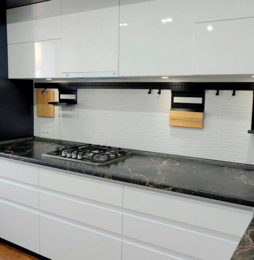 -Кухня МДФ в ПВХ «Модель 81»-фото28
