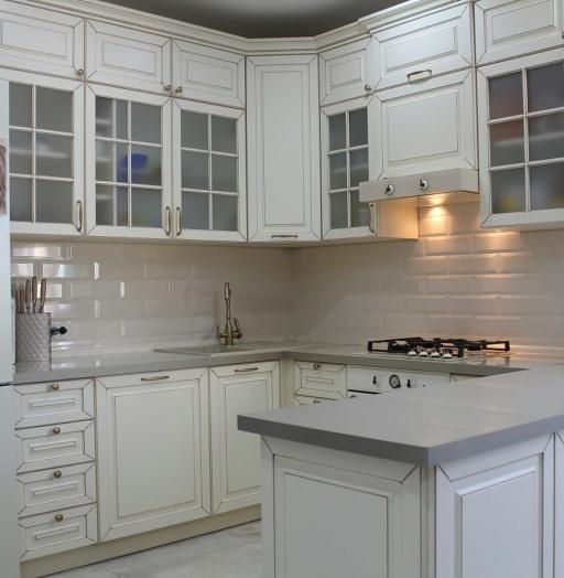 -Кухня МДФ в ПВХ «Модель 154»-фото5