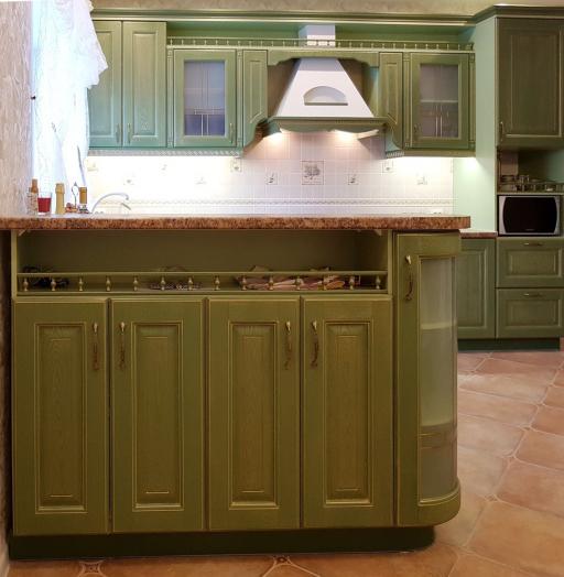 -Кухня из массива «Модель 23»-фото7